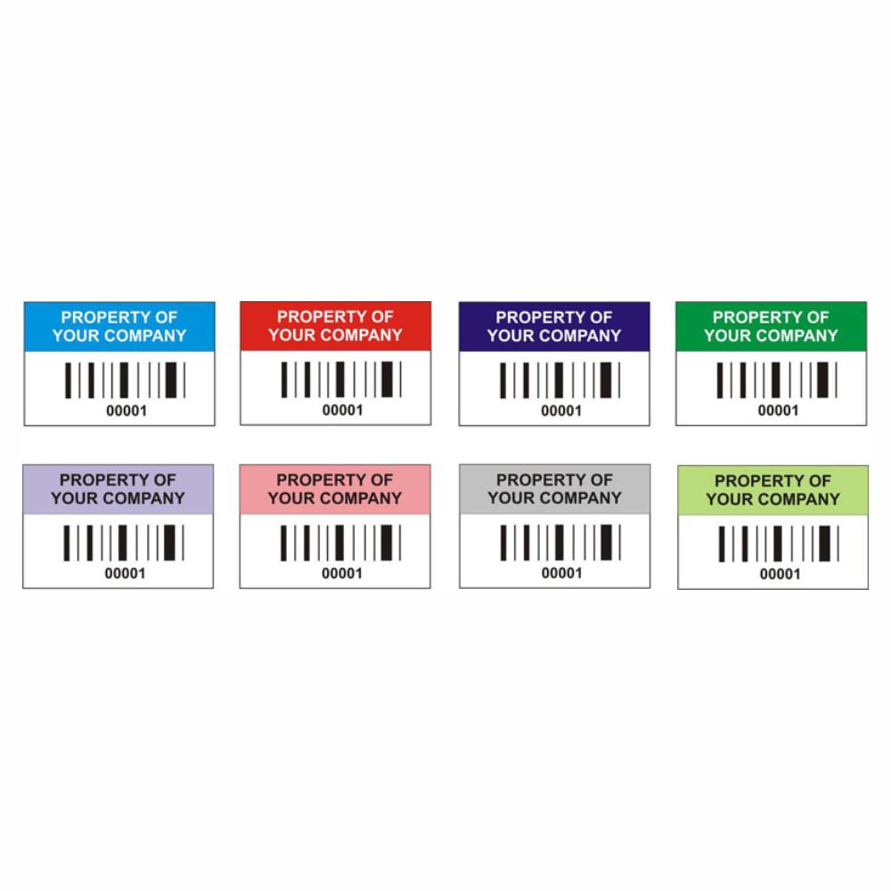 2 Etichete pentru identificarea bunurilor