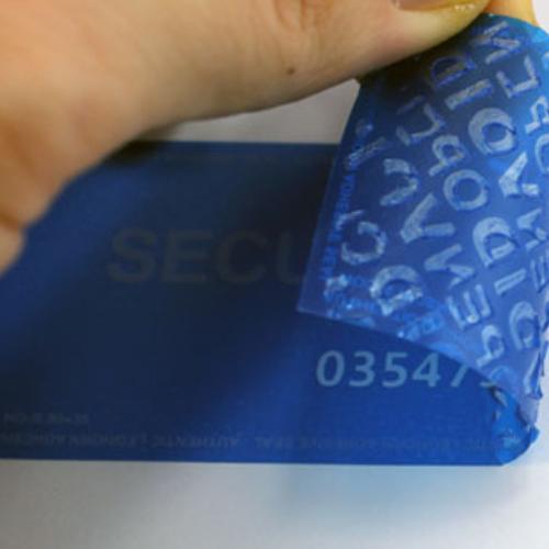 6 Etichete de siguranta fara reziduu
