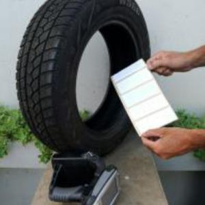 2 Etichete RFID pentru anvelope aplicatie