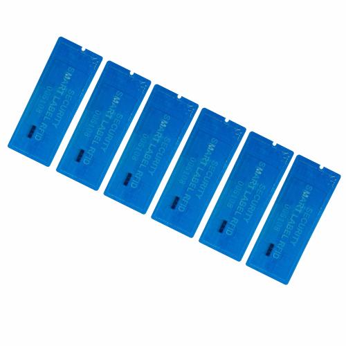 3 Etichete RFID VOID fara reziduu