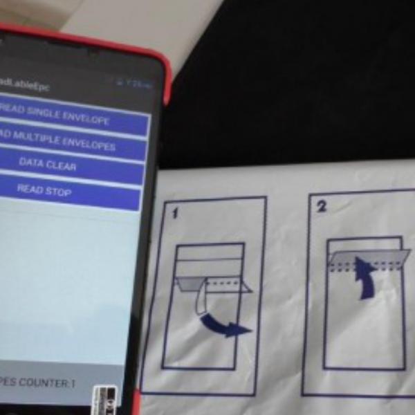 6 Plicuri securizate RFID