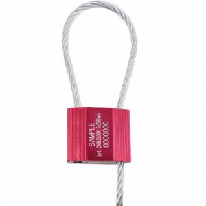 Sigiliile cablu 5×250 mm 2
