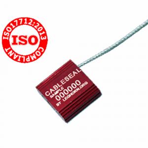 Sigiliile cablu 5×250 mm
